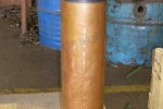 Copper Antifouling Anode